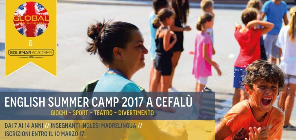 summer camp 2017 cefalu