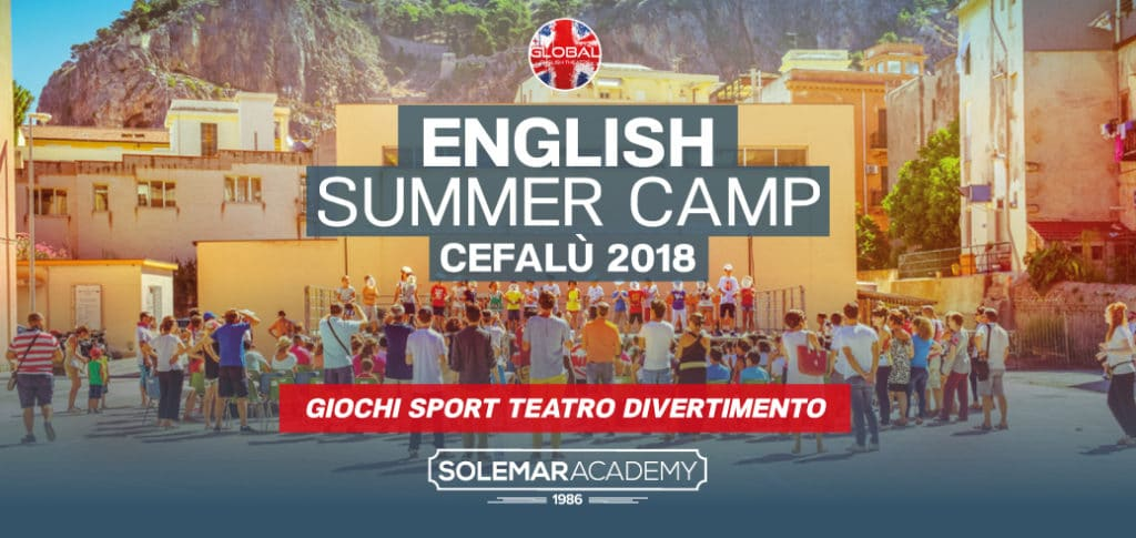summer camp 2018 cefalu