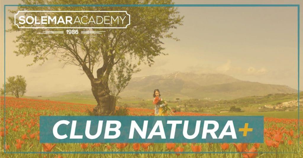 Club Natura+ scuola di italiano in italia