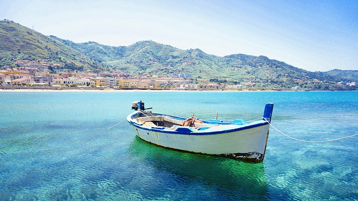 пляжи Сицилии, отдых в Италии на море, пляжи Чефалу, городской пляж Чефалу, пляж Чефалу, пасха в Чефалу