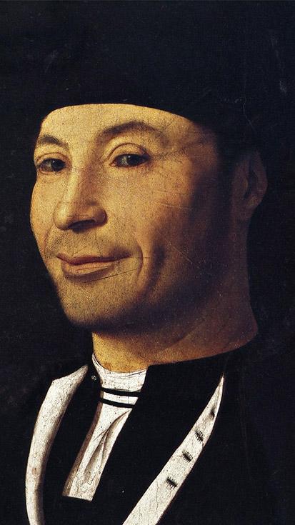 Антонелло да Мессина, итальянский художник, мужской портрет Чефалу, портрет неизвестного матроса, музеи Чефалу